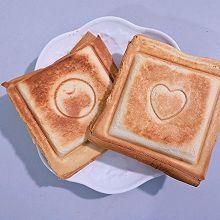 香蕉三明治#麦子厨房早餐机#