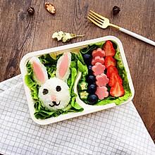 萌兔便当#理想生活实验室#