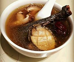 鲍鱼乌鸡汤的做法