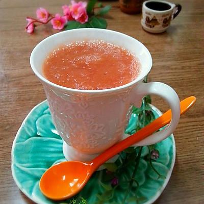 西红柿苹果汁