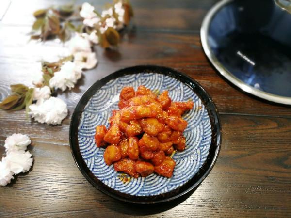 #多力金牌大厨带回家-上海站#茄汁里脊
