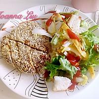 减肥餐 鸡排沙拉套餐