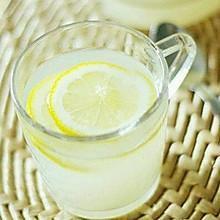 冰糖柠檬水