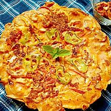 韩式泡菜饼#宴客拿手菜#