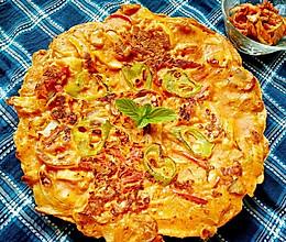 韩式泡菜饼#宴客拿手菜#的做法