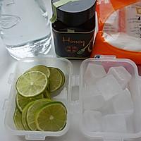 青柠檬苏打水(自制苏打水)的做法图解1