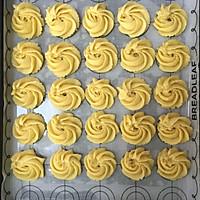 黄油曲奇饼干的做法图解9
