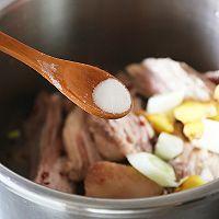 #秋天怎么吃#胡萝卜炖羊排的做法图解2