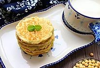 芹菜豆渣饼的做法