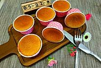 蜂蜜牛奶纸杯蛋糕的做法