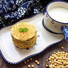 芹菜豆渣饼