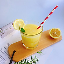 菠蘿雪梨汁