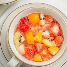 年夜饭压轴清新解腻水果甜汤