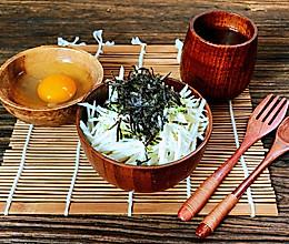 日式拌山药丝《孤独的美食家》的做法