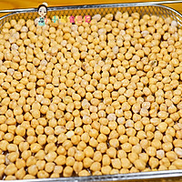 6个月以上辅食鹰嘴豆粉&烤鹰嘴豆的做法图解4