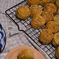 超详细广式月饼做法 附挑蛋黄技巧的做法图解17