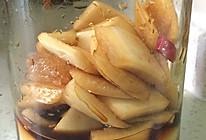 糖醋蘿蔔皮爽口开胃小菜的做法