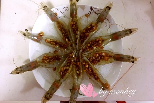 新年小菜一蒜蓉粉丝虾