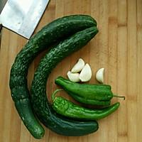 腌黄瓜的做法图解1