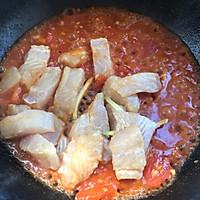 汤汁鲜美的番茄龙利鱼的做法图解6