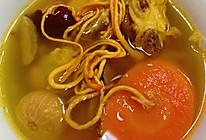 虫草花无花果胡萝卜汤