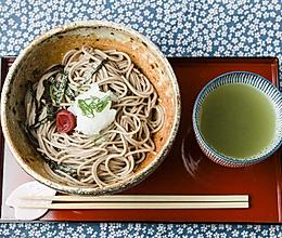 日式荞麦面的做法