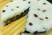 红枣蜜豆糯米糕的做法