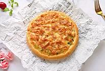 #爱好组-高筋#培根火腿披萨的做法