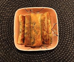 酥脆美味 上海春卷的做法