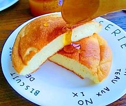 #换着花样吃早餐#原味日式松饼的做法