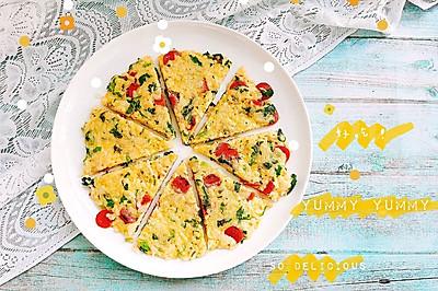 剩米饭的新吃法