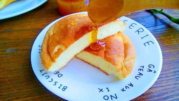 原味日式松饼的做法