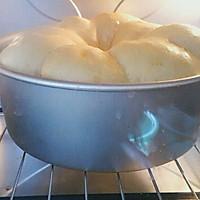 超柔软的牛奶面包~手揉版的做法图解7
