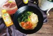#太太乐鲜鸡汁芝麻香油#番茄鸡蛋面+太太乐鲜鸡汁芝麻香油的做法