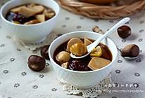 ~山药栗子红枣甜汤~健脾补肾甜品的做法