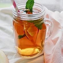 蜜桃冰红茶