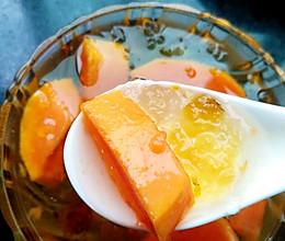 #美食新势力#木瓜桃胶雪燕皂角米的做法