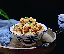 葱香椒盐小酥肉的做法