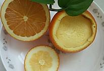 橙子蒸蛋的做法
