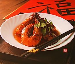 油焖大虾#钟于经典传统味#的做法