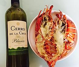 芝士龙虾焗饭的做法