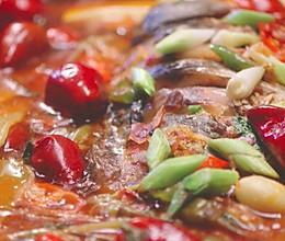 香辣烤鱼 日食记的做法