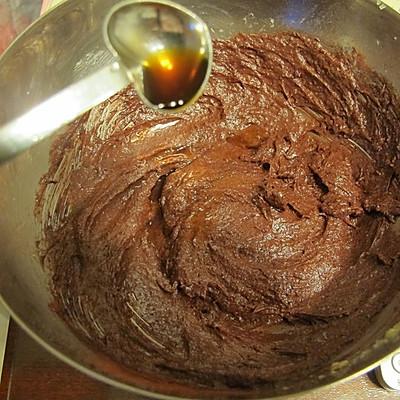 献给最爱的TA - 红丝绒纸杯蛋糕的做法 步骤6