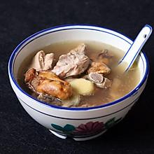 排骨生蚝干汤(老人 孕妇 小孩)补锌汤