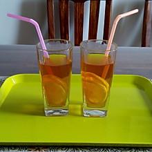 自制夏日饮品   柠檬红茶