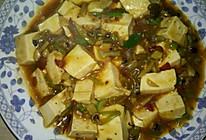 下饭版麻婆豆腐的做法