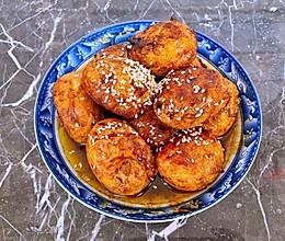 #味达美名厨福气汁,新春添口福#酱汁浓郁开运年菜可乐虎皮鸡蛋的做法