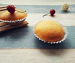 无油纸杯蛋糕~简单健康的做法