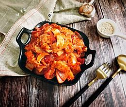 韩式辣白菜炒五花肉 简单快手家常菜韩剧必备下饭菜的做法