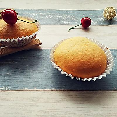 无油纸杯蛋糕~简单健康